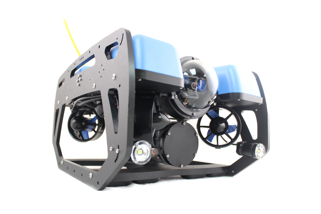 BlueROV2 Front Side View