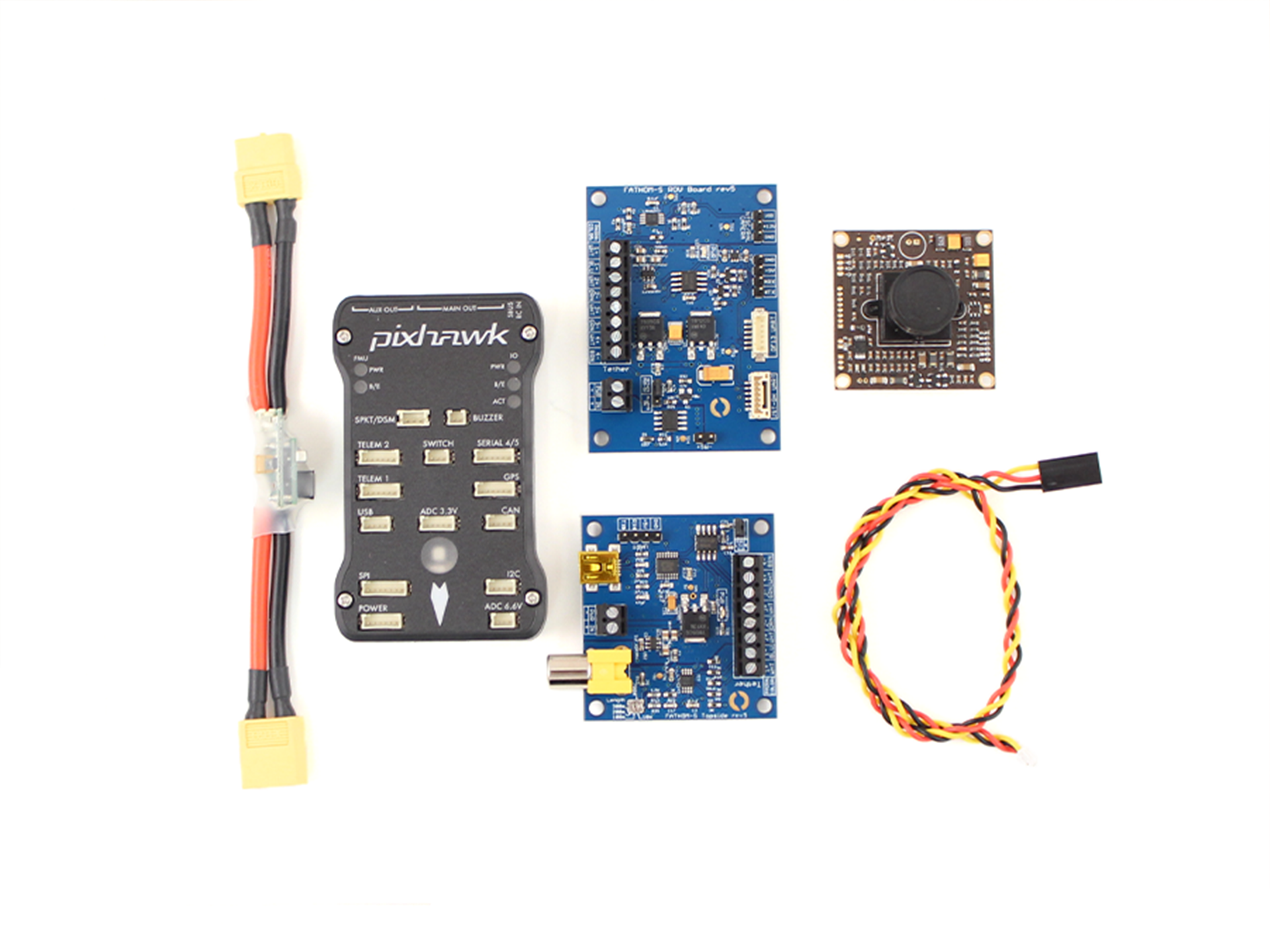 Standard ROV Electronics Package