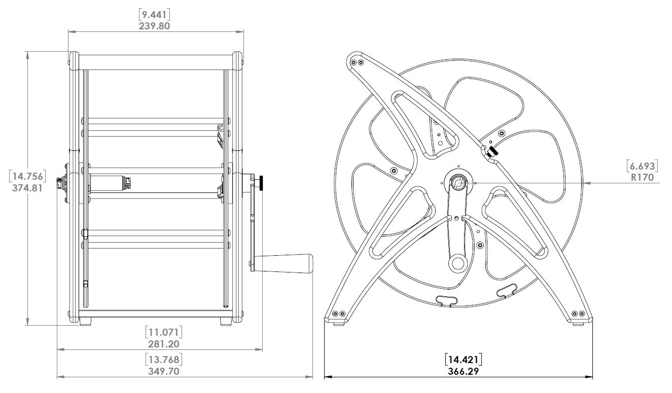 Spool 2D Standard