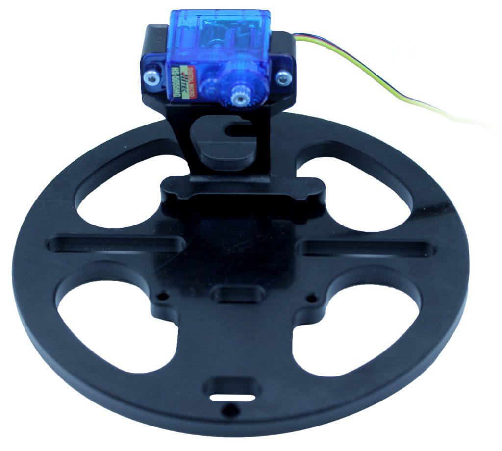 HD-cam-servo-mounted
