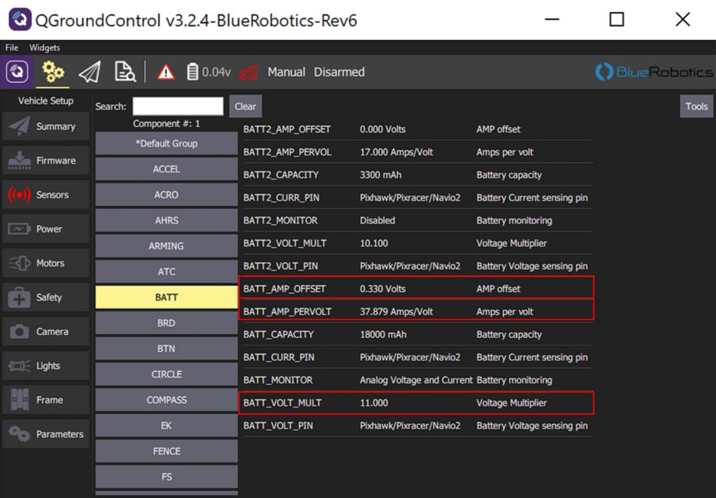 PSM-R2 Ardusub Highlighted