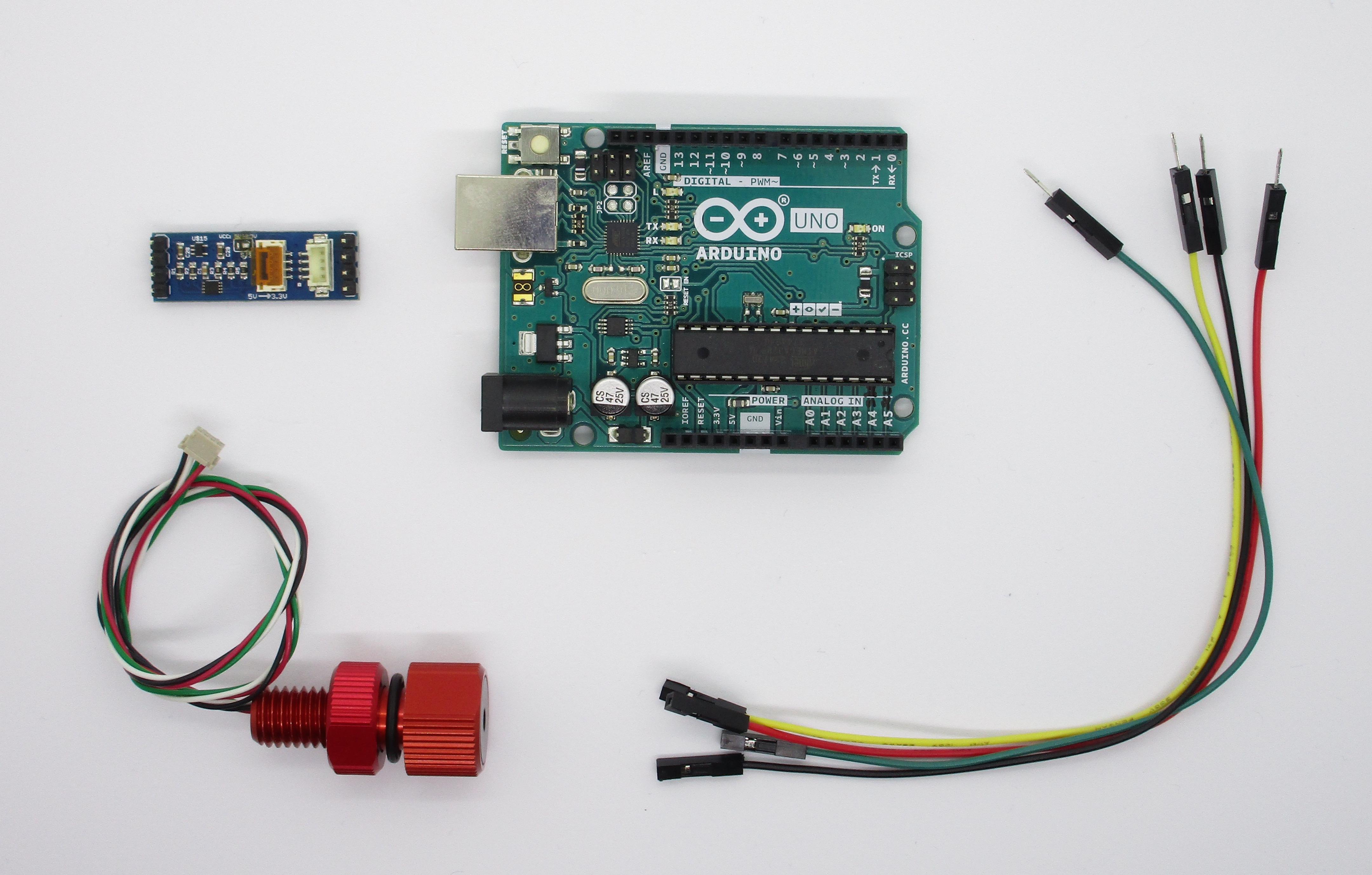 Guide to Using the Bar30 with an Arduino