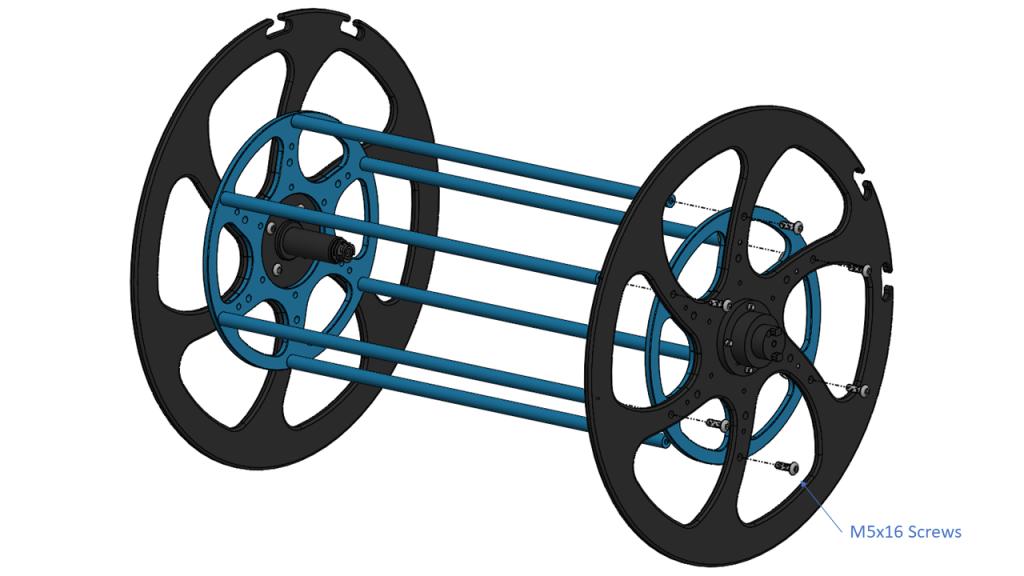 Large Spool