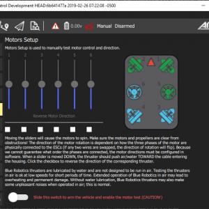 BlueROV2 User Operating Guide