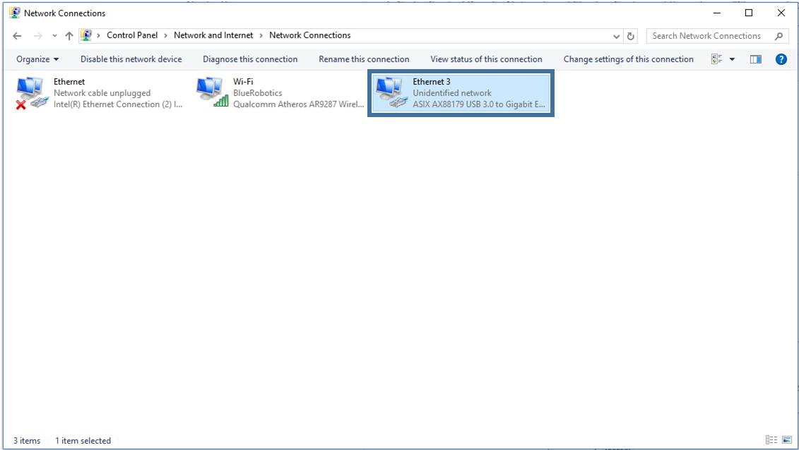 BlueROV2 Software, Computer, and Joystick Setup Instructions
