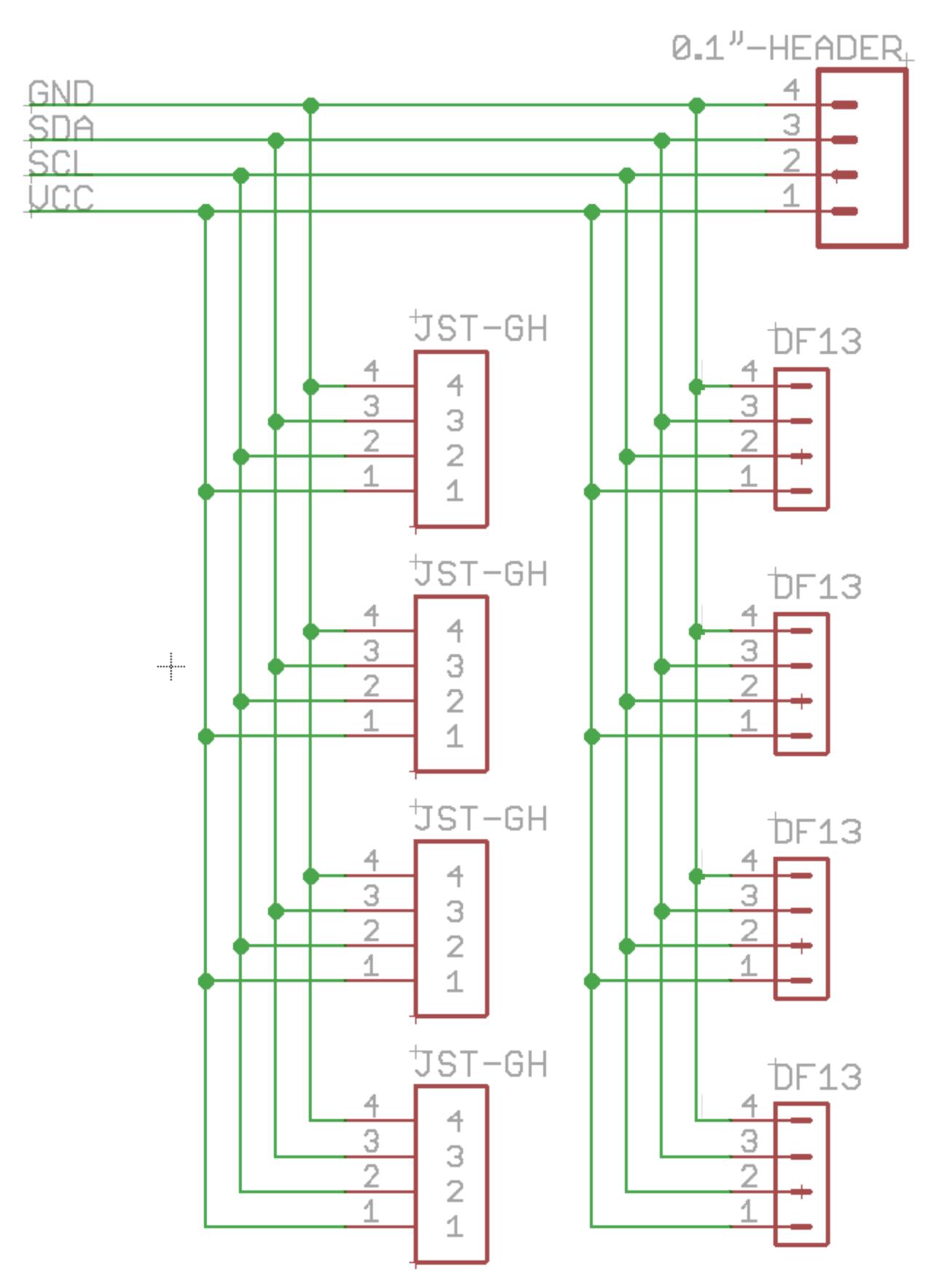 I2C Bus Splitter