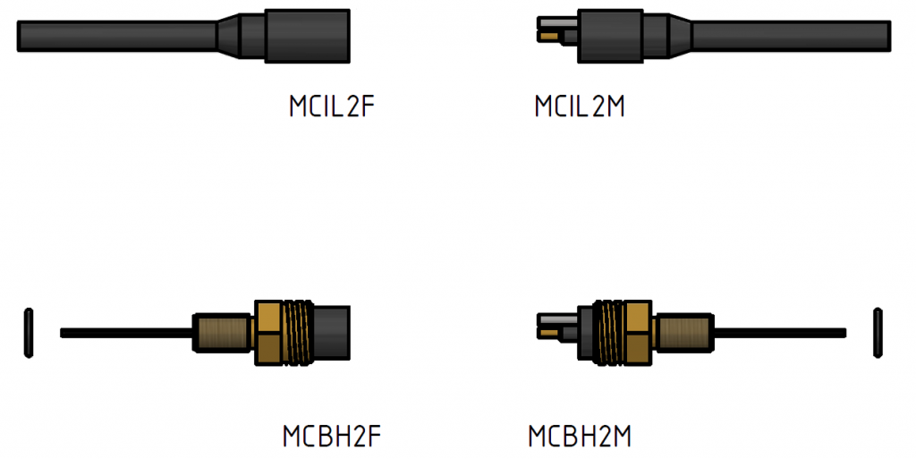 MC Series Example Connectors