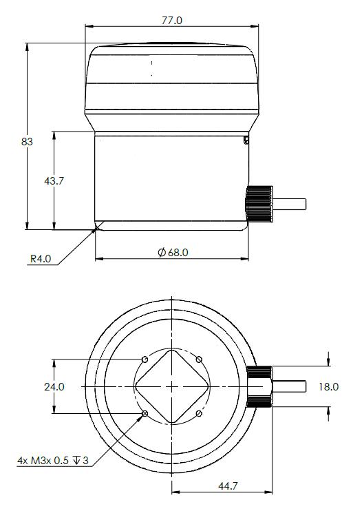 2d-drawing-ping360-sonar