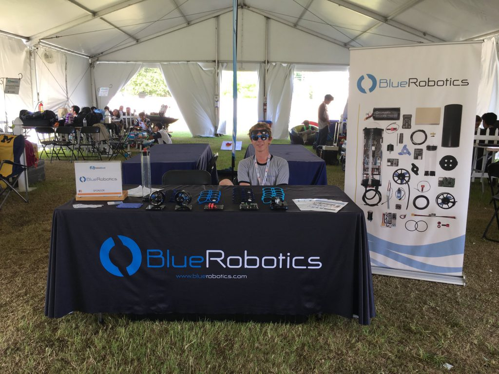 Blue Robotics at RoboBoat, 2019