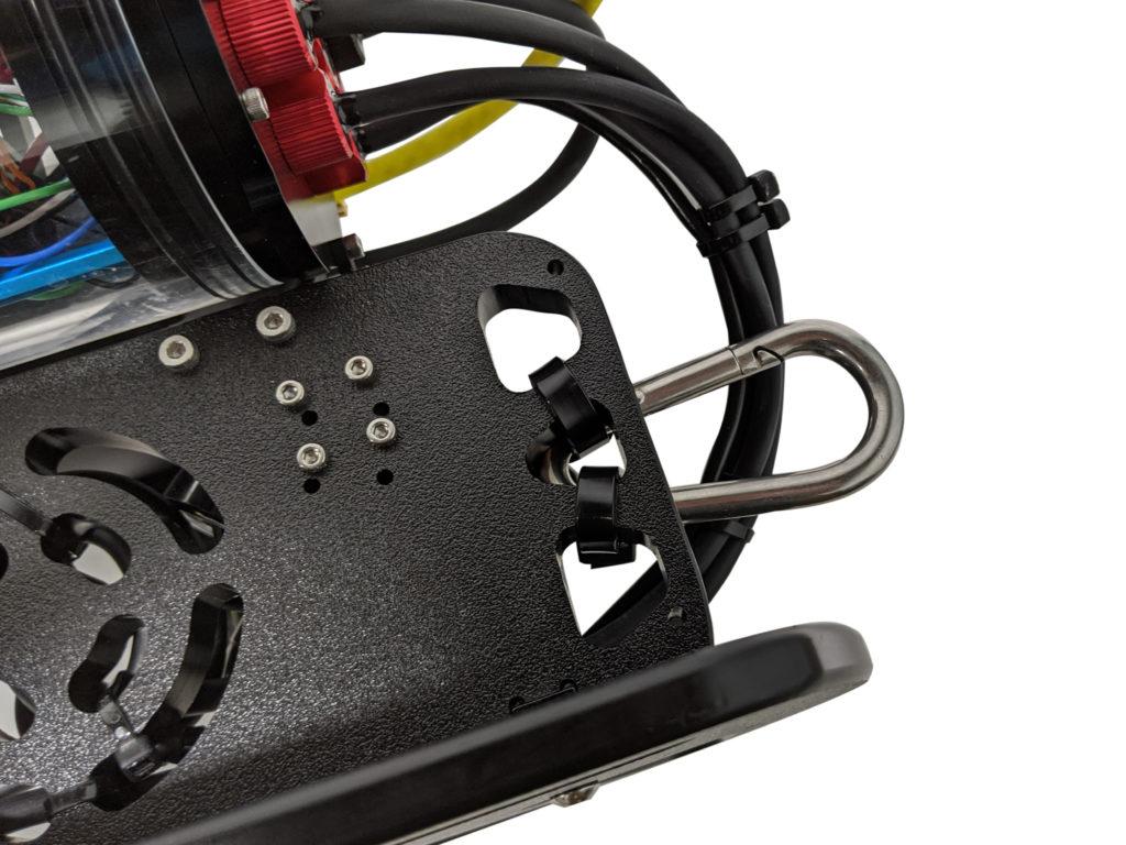 OTPS Carabiner Installed